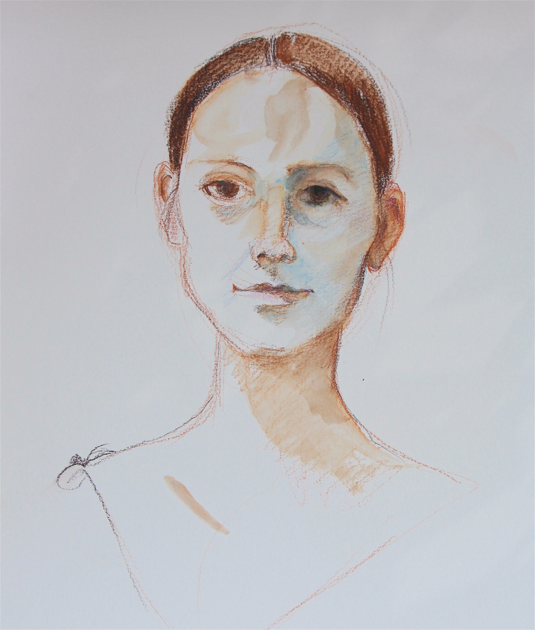 Mirka 8-18 watercolor pencil